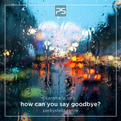 How Can You Say Goodbye? (PRKSTL bootleg mix) [V-DAY SPECIAL]
