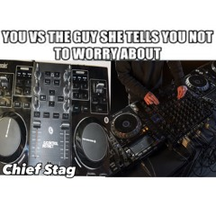 You Vs The Guy She Tells You Not To Worry About Mix
