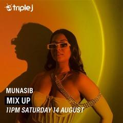 Triple J MIX UP: MUNASIB