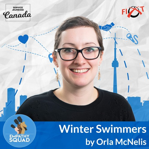 Winter Swimmers by Orla McNelis