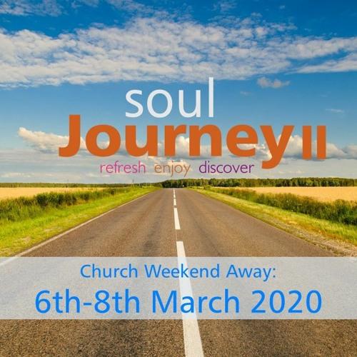 Soul Journey 2020 - Saturday Session 2 - Charles Hudson