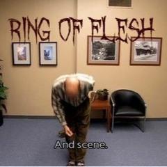 And Scene - Ring Of Flesh
