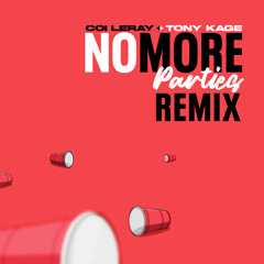 Tony Kage & Coi Leray - Pull Up In That Mmm (No More Parties Remix)