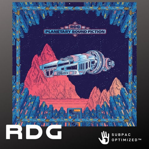 RDG - Be You *Exclusive* (SUBPAC Optimised)