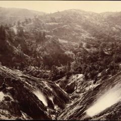 Crevasse at Devil's Canyon