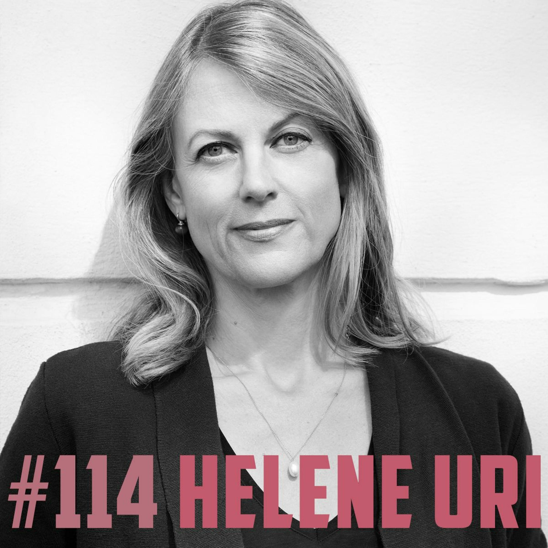 """Helene Uri om """"Katalog over mine menn"""""""