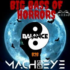 Big Bass Of Horrors 2021 Balance B2B Mach Eye