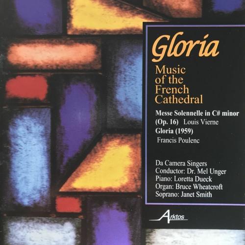 Messe Solonnelle in C# minor (Op. 16) - Louis Vierne