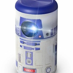 In time for May the Fourth.. Capsule II Star Wars R2-D2 Limited Edition projector