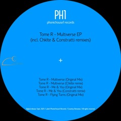 Tome R - Me & You (Constratti Remix) [PNH047] (Snippet)
