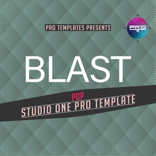Blast Studio One Pro Template