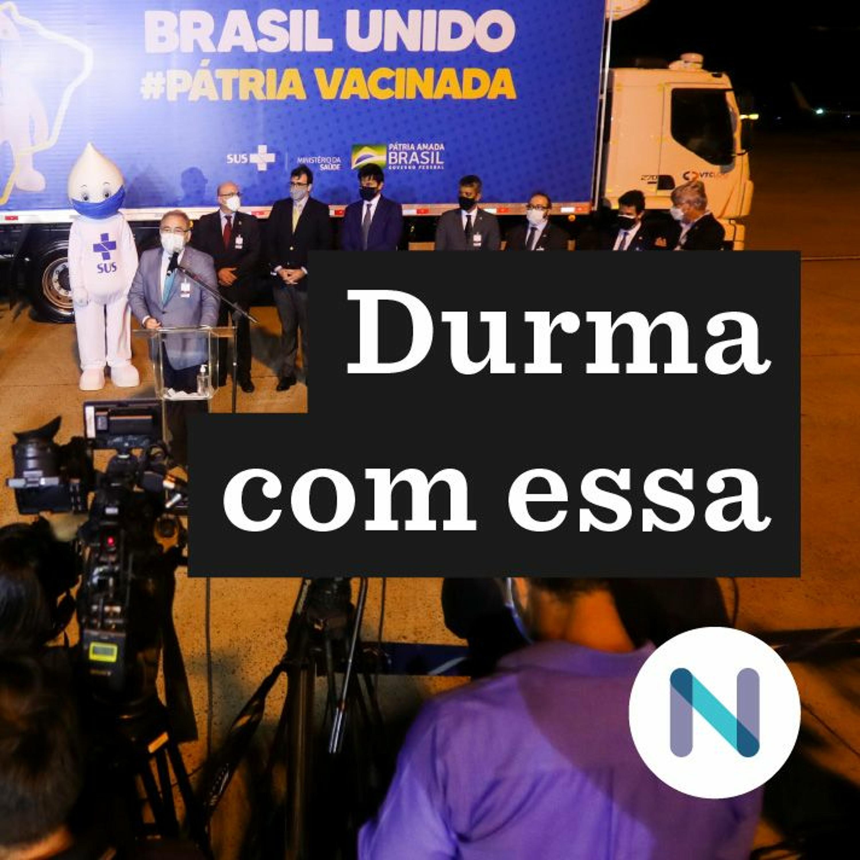 A propaganda oficial e a realidade da vacinação no Brasil   05.mai.2021