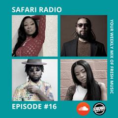 SAFARI RADIO EPISODE #16