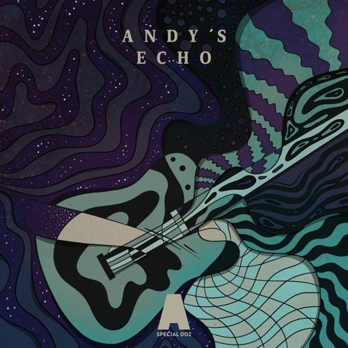 """OUT ON 01/05/20 - Andy's Echo """"Thrill Me EP"""" Acker Records Special 002"""