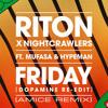 Download Riton & Nightcrawlers - Friday (feat. Mufasa & Hypeman) [Dopamine Re-Edit] (Amice Remix) Mp3
