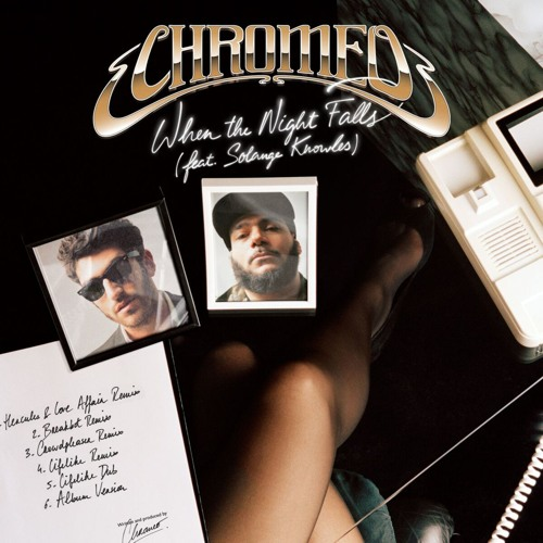 Chromeo - When The Night Falls (Hercules And Love Affair Remix)