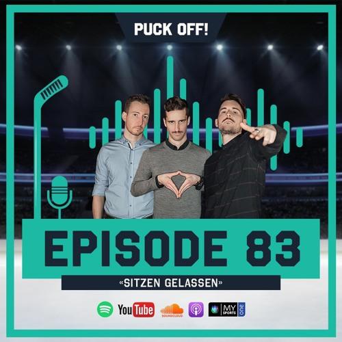 Puck Off! Episode 83 - Sitzen gelassen