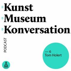 """Kunst Museum Konversation — 6 — Mit Tom Holert im HKW in Berlin, """"Bildungsschock"""""""