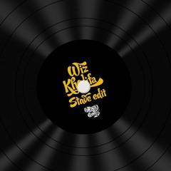 Wiz Khalifa - Black & Yellow (Stave Edit)