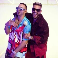 Justin Quiles, Maluma, Prince Royce - La Botella (Adrián Morales Mashup)