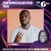 DJ Skrillz (YBE) - BBC1Xtra Old School Afrobeats Mix [Freestyle]
