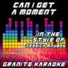 Can I Get A Moment? (Instrumental Mix)