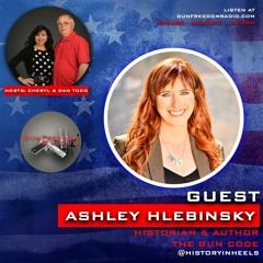 GunFreedomRadio EP314 Correcting The Language with Ashley Hlebinsky