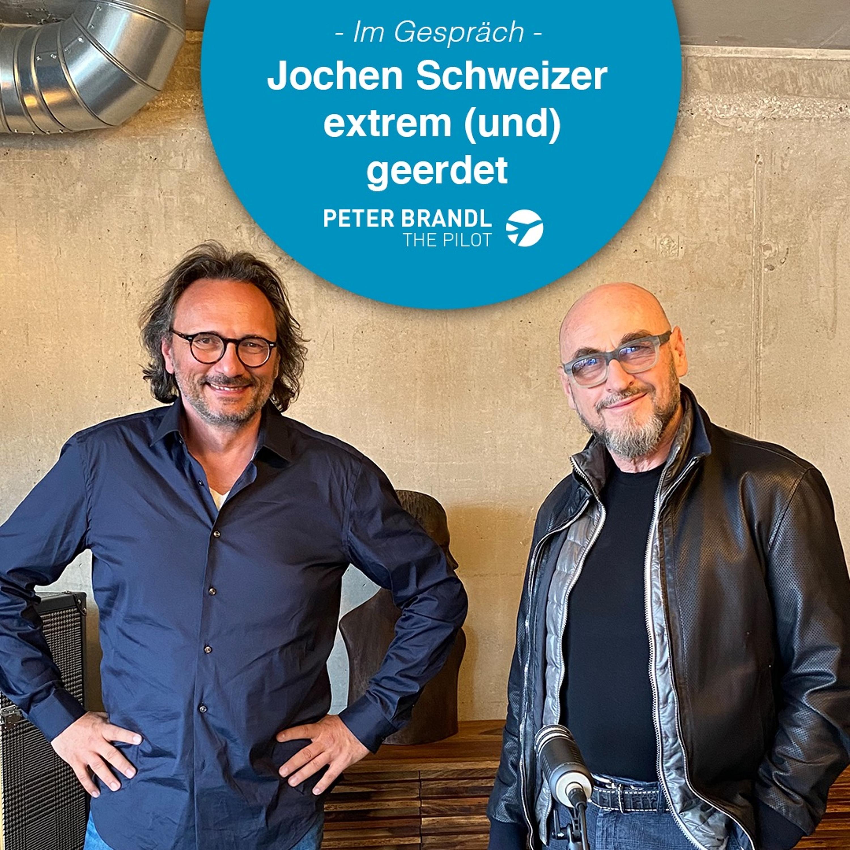 Remove before flight - Peter Brandl - Jochen Schweizer - extrem (und) geerdet