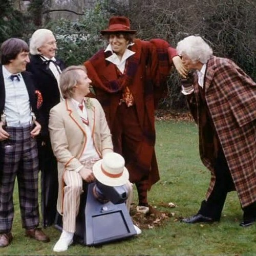 Podcastica Episode 182: The Five Doctors OR One-Punch Brig