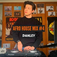 AFRO HOUSE MIX | #4 | THE BEST AFRO HOUSE OF 2021 BY DANLEY