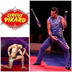#81/2 ALEXANDER SCHNELLER Circus Pikard-Direktor, Jongleur & Akrobat o4/21