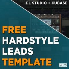 MKN | FREE Hardstyle Leads Template | (FL Studio + Cubase)