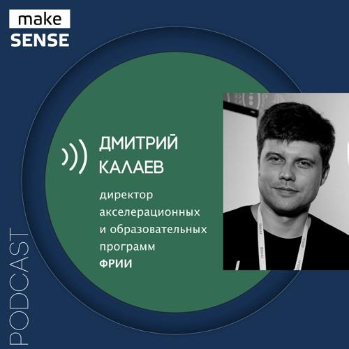 Как предпринимателю найти идею для стартапа, растить бизнес и развиваться самому с Дмитрием Калаевым