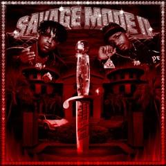 21 Savage x Metro Boomin - Glock In My Lap (Remix)