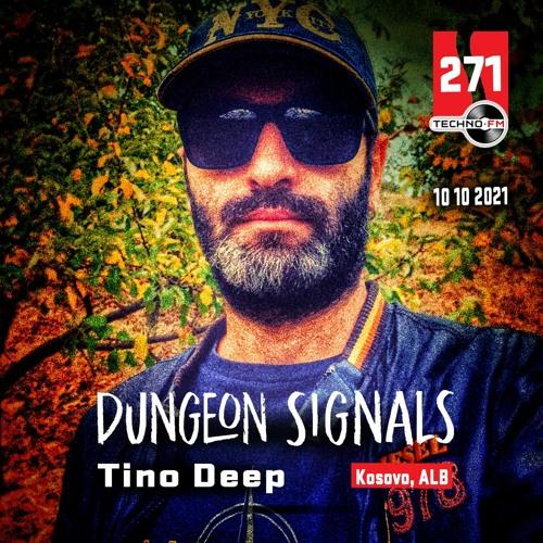Dungeon Signals Podcast 271 - Tino Deep