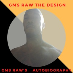 GMS RAW THE DESIGN - GMS RAW'S autobiography