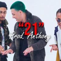 """21"" - UCLÃ Type Beat | Prod. Anthony (R$: 45,00)"