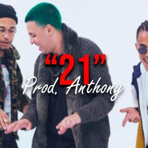 """21"" - UCLÃ Type Beat   Prod. Anthony (R$: 45,00)"