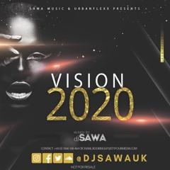 URBANFLEXX VISION 2020 MIXTAPE BY DJ SAWA