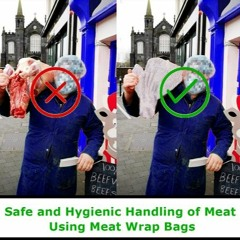 Get the best solution for stockinette meat bags