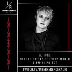IVNX // HARD TECHNO MIX // Interference Radio 6.11.21