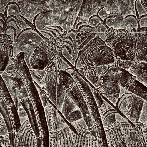 A Pilgrim Of Angkor (1997 rev 2020) - for large orchestra