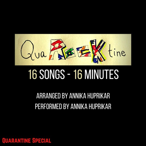 QuaROCKtine   16 Songs - 16 Minutes