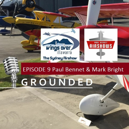 Grounded Ep 9 - Paul Bennet and Mark Bright - 12 June 2020 - 24 minutes