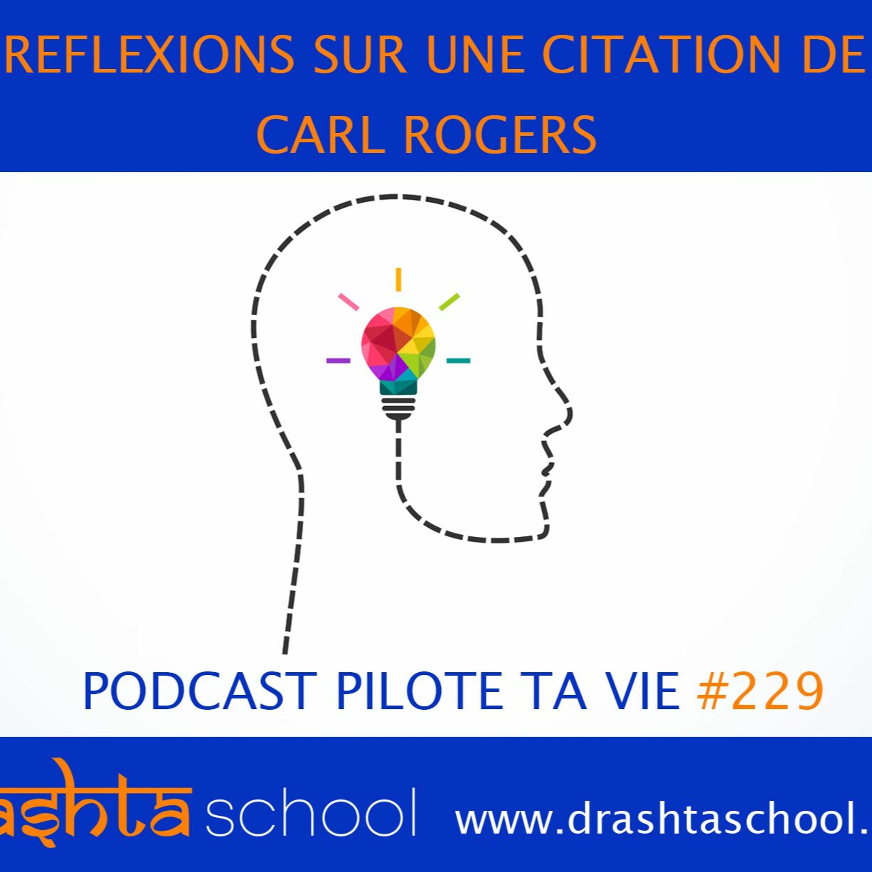 #229 CITATION DE CARL ROGERS