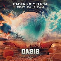 Faders & Melicia. Feat Raja Ram - Oasis