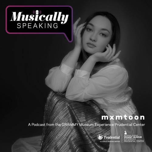 Mxmtoon - Musically Speaking