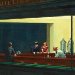 Nighthawks - was in Hoppers Gemälde wirklich passierte