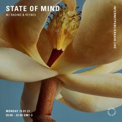 State Of Mind w/ Radino and Reynes