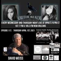 The Outer Realm With Michelle Desrochers and Amelia Pisano David Weiss